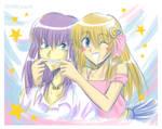 Smile Mahado-chan, Smile :D by Grapy