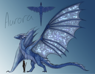 Aurora | Reference by amplifang765