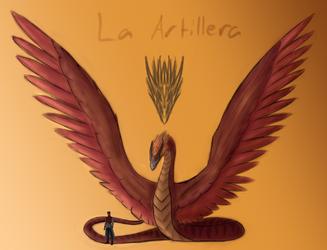 DNA DragonVerse: La Artillera by amplifang765