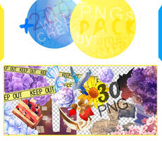 PNG Pack +200W by Ameryca