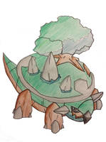 Torterra by Jacklin213