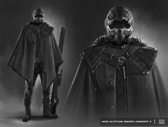 Character High Alt  Sniper by dKeeNo44