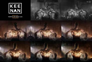 Iron Fist Process  by dKeeNo44