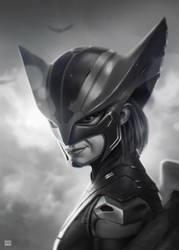 Hawkgirl New Era by dKeeNo44