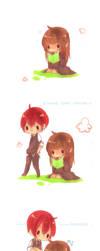 Oh u~ by Hachiimi