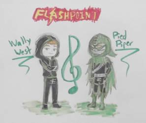 Flashpoint-Music Men by FullmetalApollo