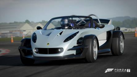 Lotus 340R by AloneRacecar