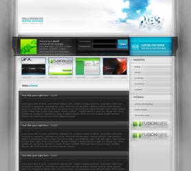 design community layout by pixel3