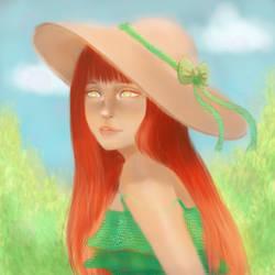 Green by IlumiasMoon