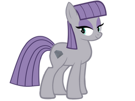 Maud Pie by kuren247