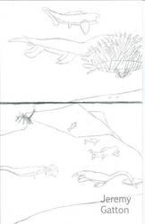 Sharks being eaten p4 by irate-velociraptor