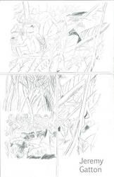 Jeremy Gatton soldiers vs millipedes p2 by irate-velociraptor