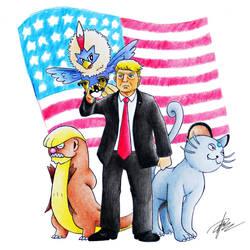 Make America Great Again! by goldprovip