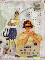 Love makes happier by aureliemonjarde