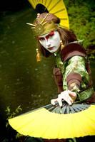 Suki: Warrior of Kyoshi Island by Syagria