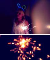 light Spark. by skykeys