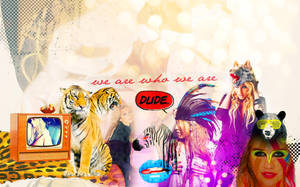dude we are who we are 1 by skykeys
