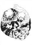 Kuro-E book by therockerrabbit