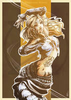 Narryvia Aeryel by Drakenoom