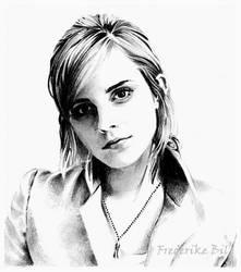 Emma Watson by FinAngel