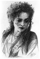 Helena Bonham Carter by FinAngel