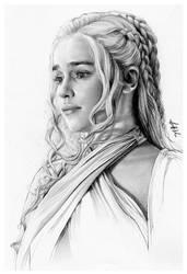Daenerys Targaryen by FinAngel