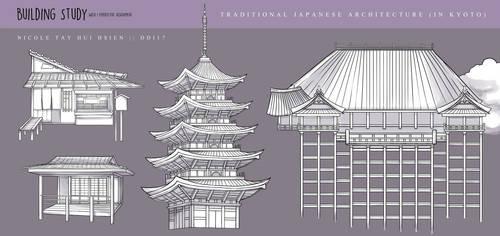 Week 2: Building Study by nikkaroo