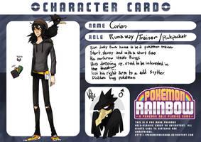 Pokemon Rainbow: Corian by Morthern