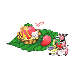 Pokemon Rainbow: Cooking Contest by Morthern