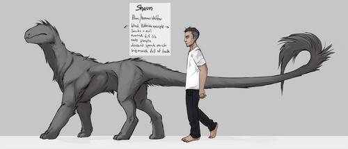 Shaun by Morthern
