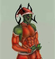 Bad Santa: Kiss This by Prepare-Your-Bladder