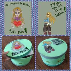 Zelda Giftbox by Prepare-Your-Bladder