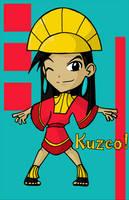 Kuzco Chibi by GuardianYashu