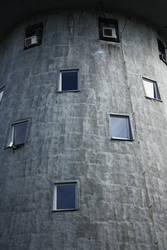 Blue Windows by Pati-szonek