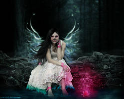 Amy Lee by l-a-ll-o