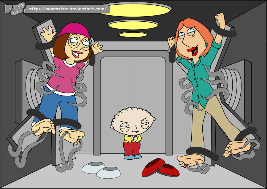 Lois And Meg Griffin Final By Newmster On Deviantart-6167