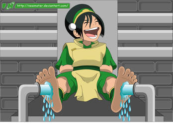 Toph bei fong by Newmster