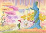 Kaeden and Kimbur by Julee-Mcphee