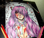 Bloody Lucy by queencastilla