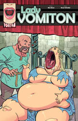 Lady Vomiton - Court of Vore by vore-fan-comics
