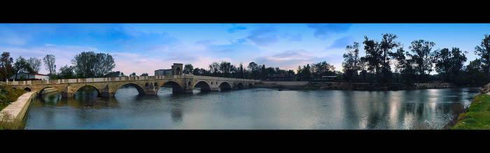 Meric Bridge by sotsun