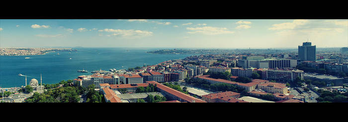Marmara Panorama by sotsun