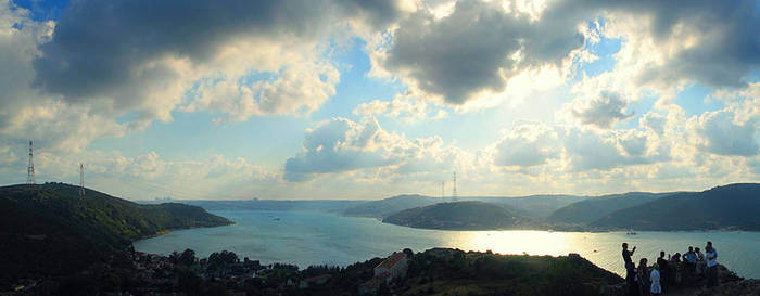 Kavak Panorama by sotsun