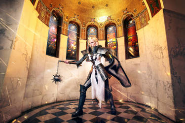 Diablo 3 Crusader by ButtercupBrix
