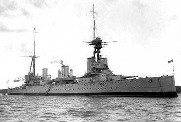 HMS New Zealand by haventon