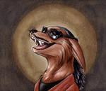 Stevie Wonder by WolfkillX