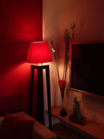Lamp corner by Tibys