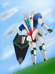 Bangladeshi Gundam by Ragna121