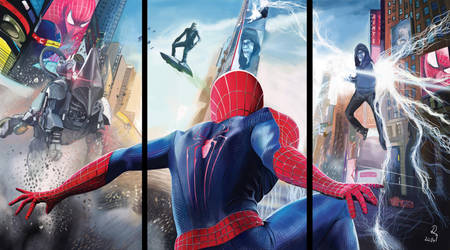 The Amazing Spider-Man 2 by danb13