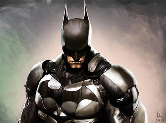 Batman Arkham Knight by danb13